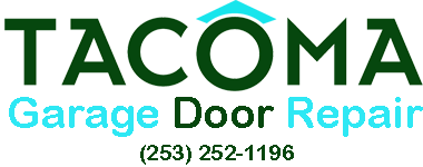 Tacoma Garage Door Logo
